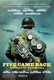 5 came back movie poster